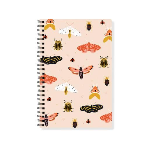 Moths Spiral Journal