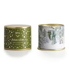 Balsam and Cedar Candle Illume