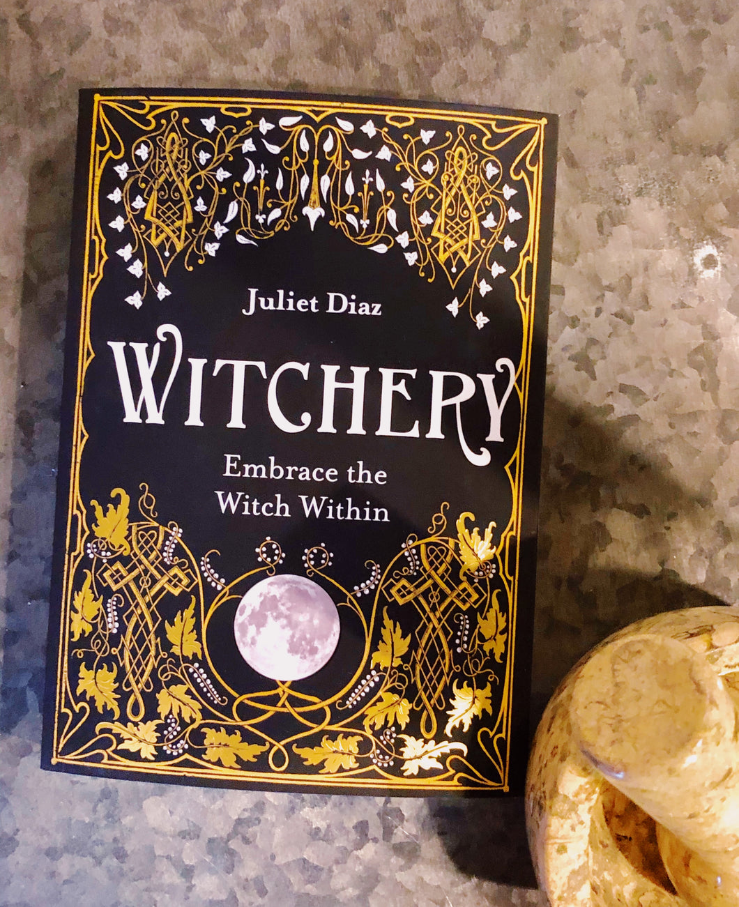 Witchery Embrace the Witch Within Book Canada
