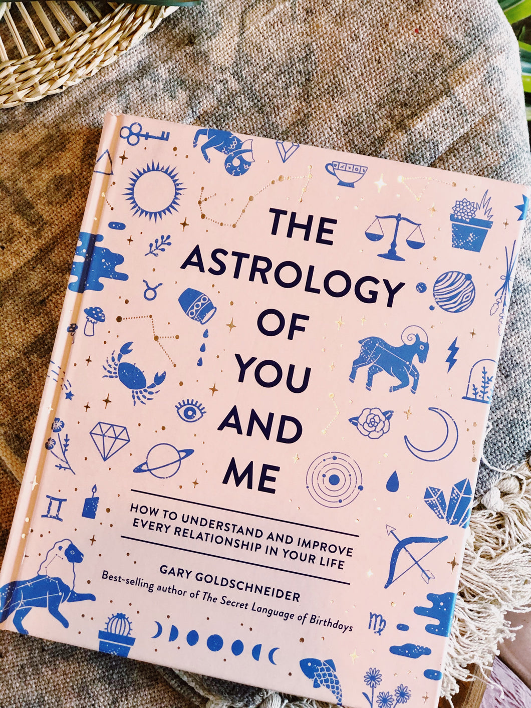The Astrology of You and Me Book Canada
