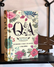Q&A a day for moms Five year Journal Canada