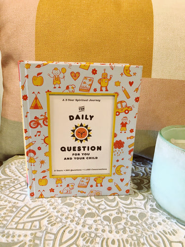 Daily Question For You and Your Child Journal Canada