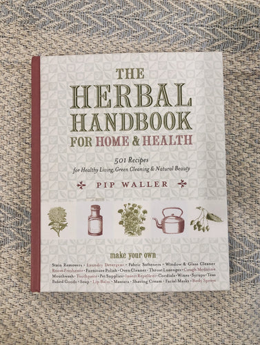 The Herbal Handbook For Home and Health Book Canada