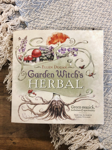 Garden Witch's Herbal Book Canada