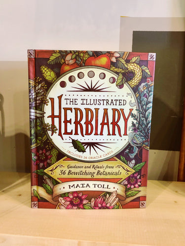 The Illustrated Herbiary Book Canada