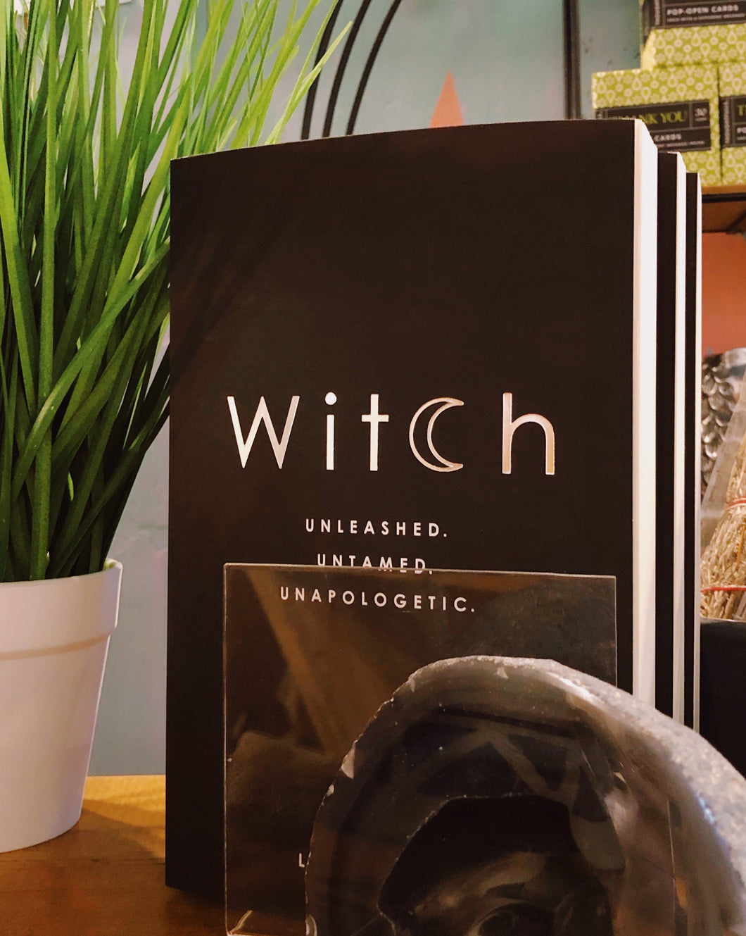 Witch. Unleashed Untamed Unapologetic Book Canada