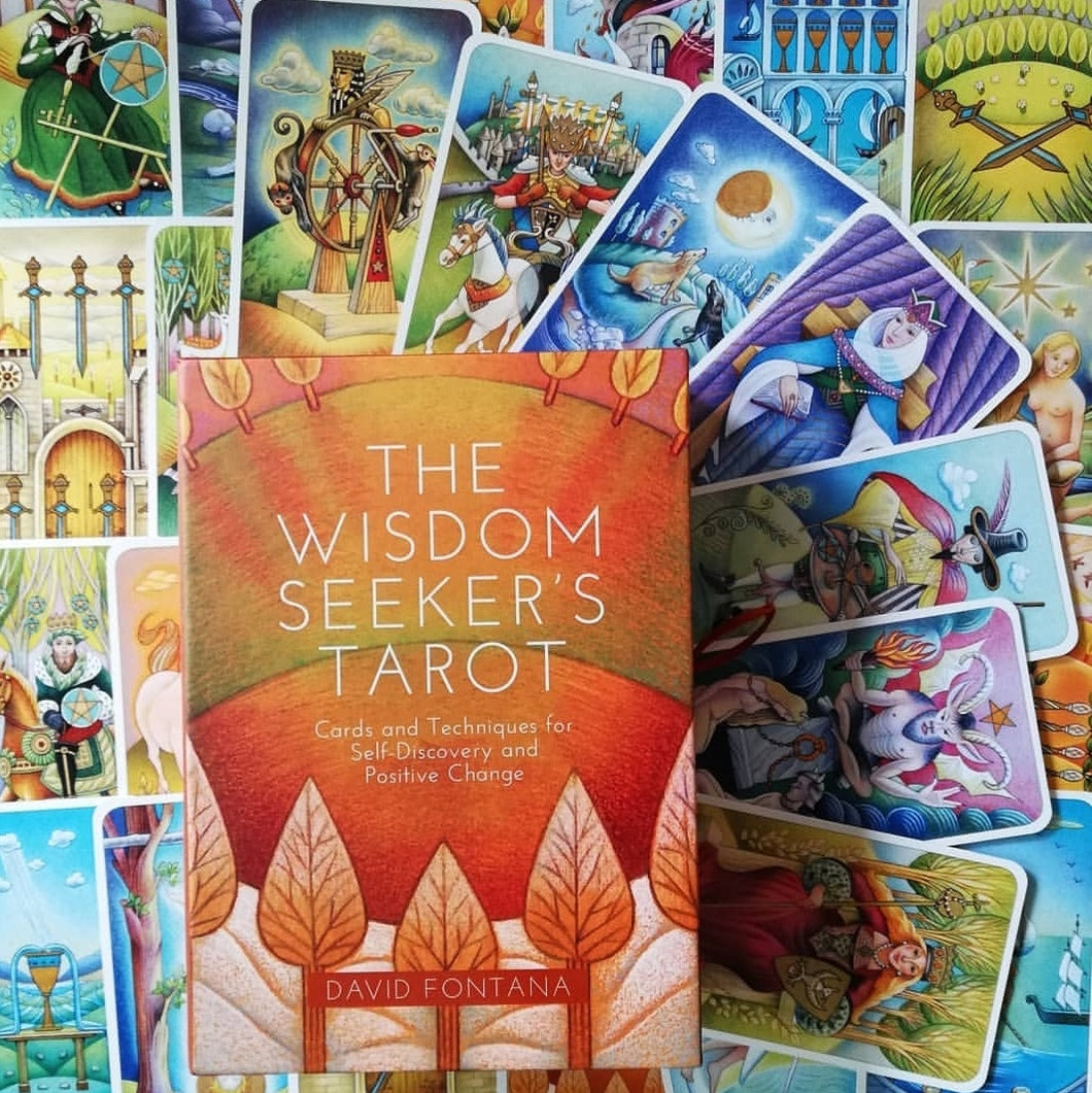 The Wisdom Seeker's Tarot Canada