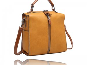 Lena Backpack Mustard