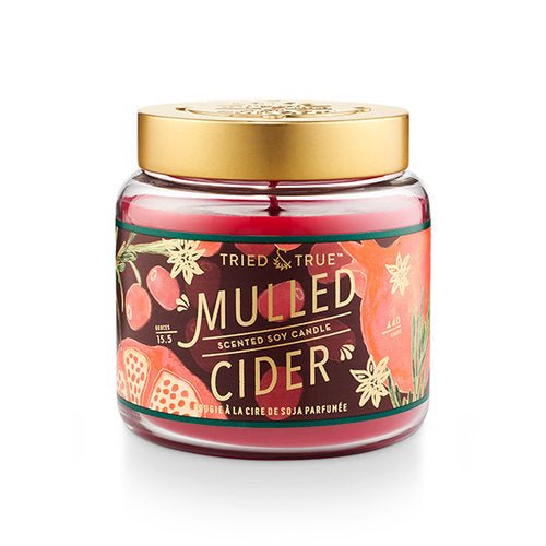 Mulled Cider Candle Tried and True
