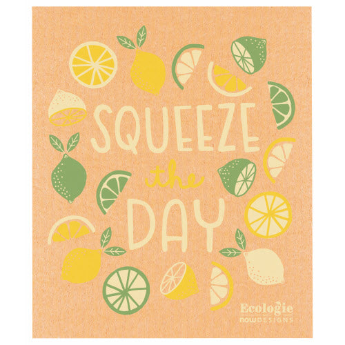Danica Swedish Dishcloth Squeeze The Day Canada