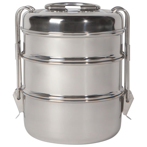 Tiffin 3 Tier Stainless Steel Container Danica Canada