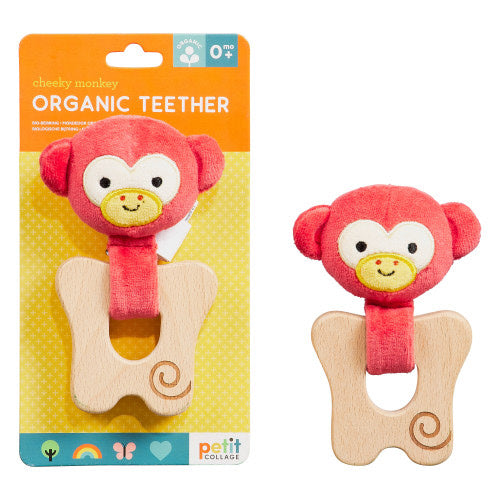 Monkey Baby Teether
