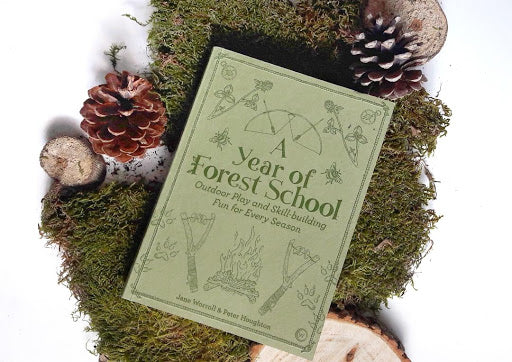 A Year of Forest School Book Canada
