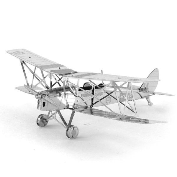 3D Jigsaw Metal Puzzle Toys Aircraft Fighter Helicopters Model-NicheCategory
