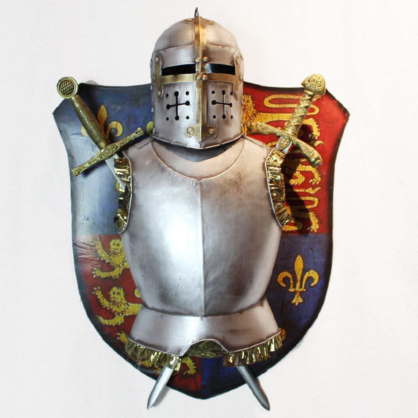 Armor Wall hangings / medieval craft decoration / living room Bar Restaurant Decorations-NicheCategory