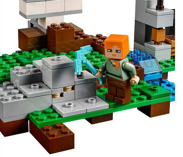 Building kits MineCraft Model (157pcs) compatible with lego my worlds blocks Edu-NicheCategory