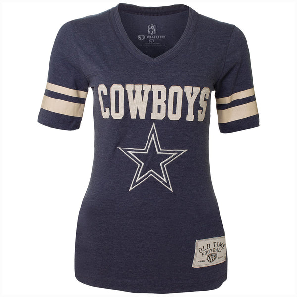 Dallas Cowboys Officially Licensed NFL Cheer T-Shirt Size -S-NicheCategory