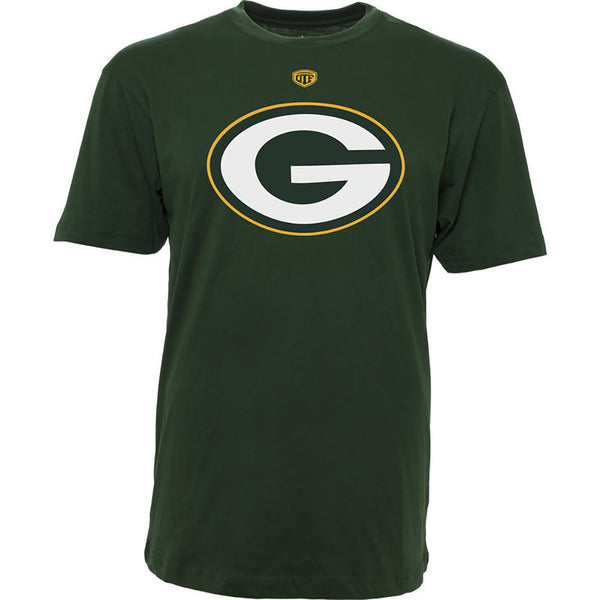 Green Bay Packers NFL 100% cotton soft printed Tee-NicheCategory