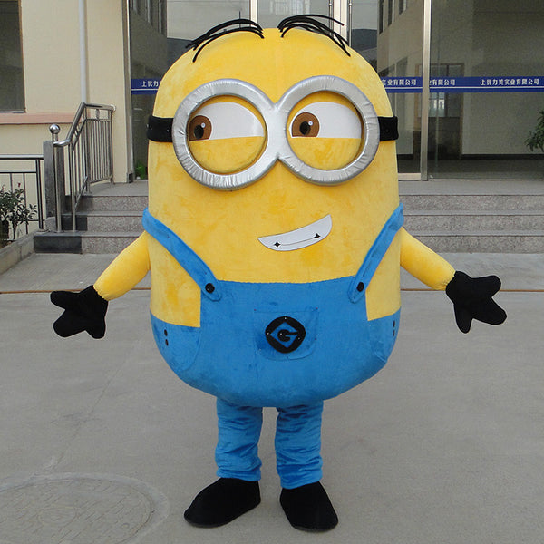 Minion Despicable Me (34 styles) Mascot Costume EPE Fancy Dress Outfit Adult-NicheCategory