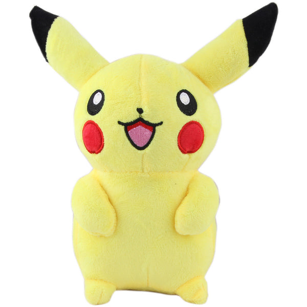 Pokemon Pokedoll Sun and Moon 8in Plush Toy Mimikyu Pikachu Stuffed Doll-NicheCategory