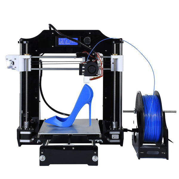 Reprap Prusa i3 3D Printer kits Desktop CNC Full colors Newly Upgraded-NicheCategory