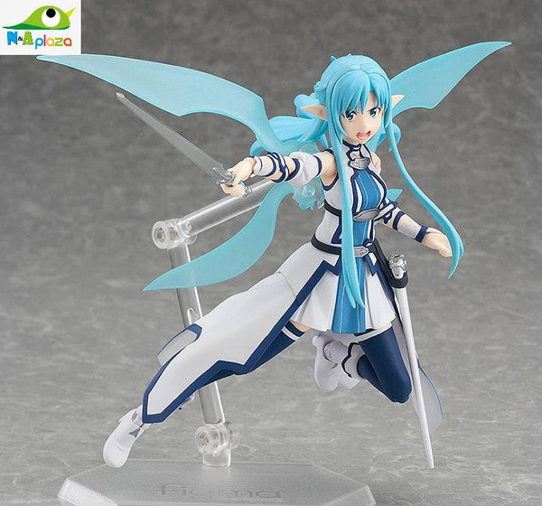 Sword Art Online Figma Kirito Asuna PVC Action Figure Collection-NicheCategory