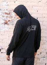 Unisex Hoodies Black