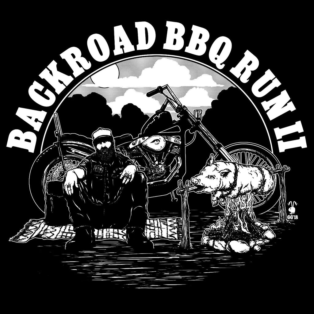 Upcoming Event: Backroad BBQ Run