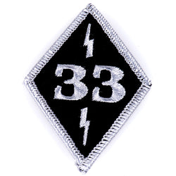 ChopCult 33 Lightning Patch
