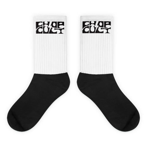 ChopCult Logo Socks