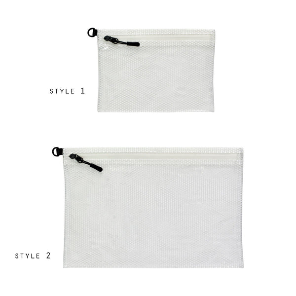 Everyday Zip Lock Pouch