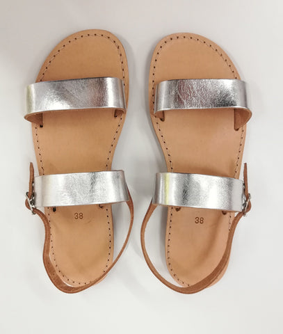Sandals Silver SELECTED BY SIGHT