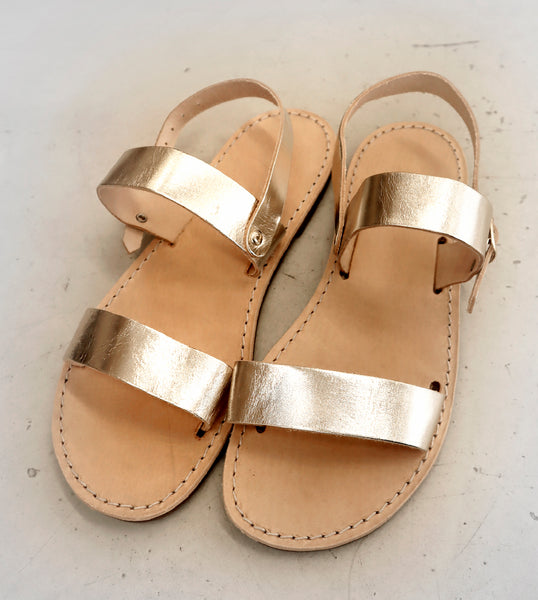 Sandals Gold SELECTED BY SIGHT