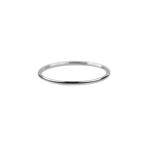 Simple Plain Ring