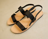 Sandals Black SELECTED BY SIGHT