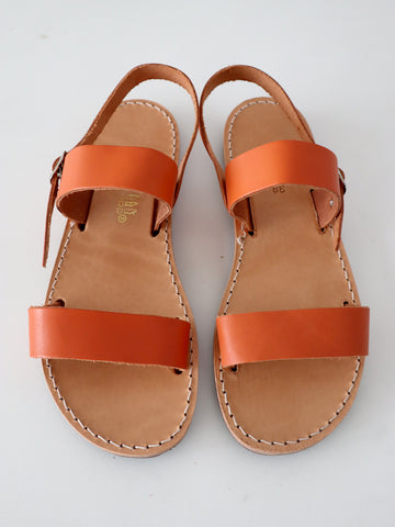 Sandals Orange SELECTED BY SIGHT