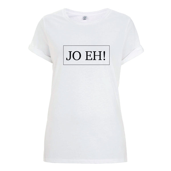 Jo Eh Roll Up T-Shirt Female