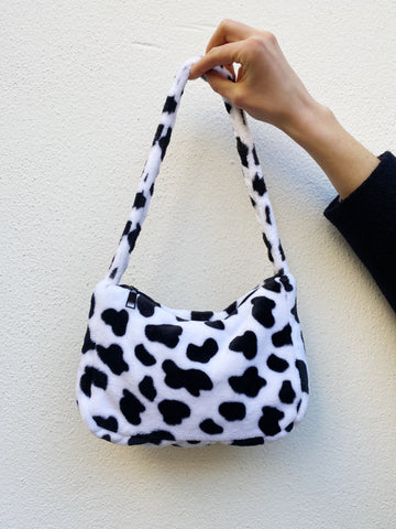 FLUFFY COW BAG