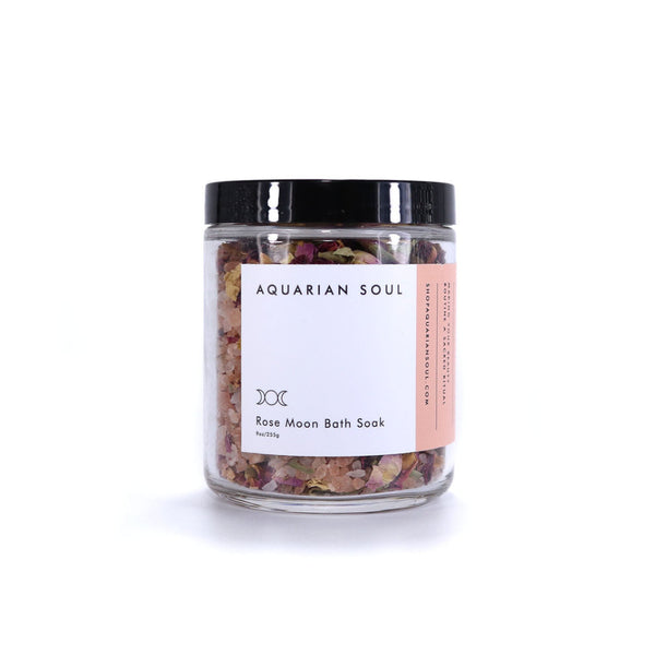 Rose Moon Bath Soak