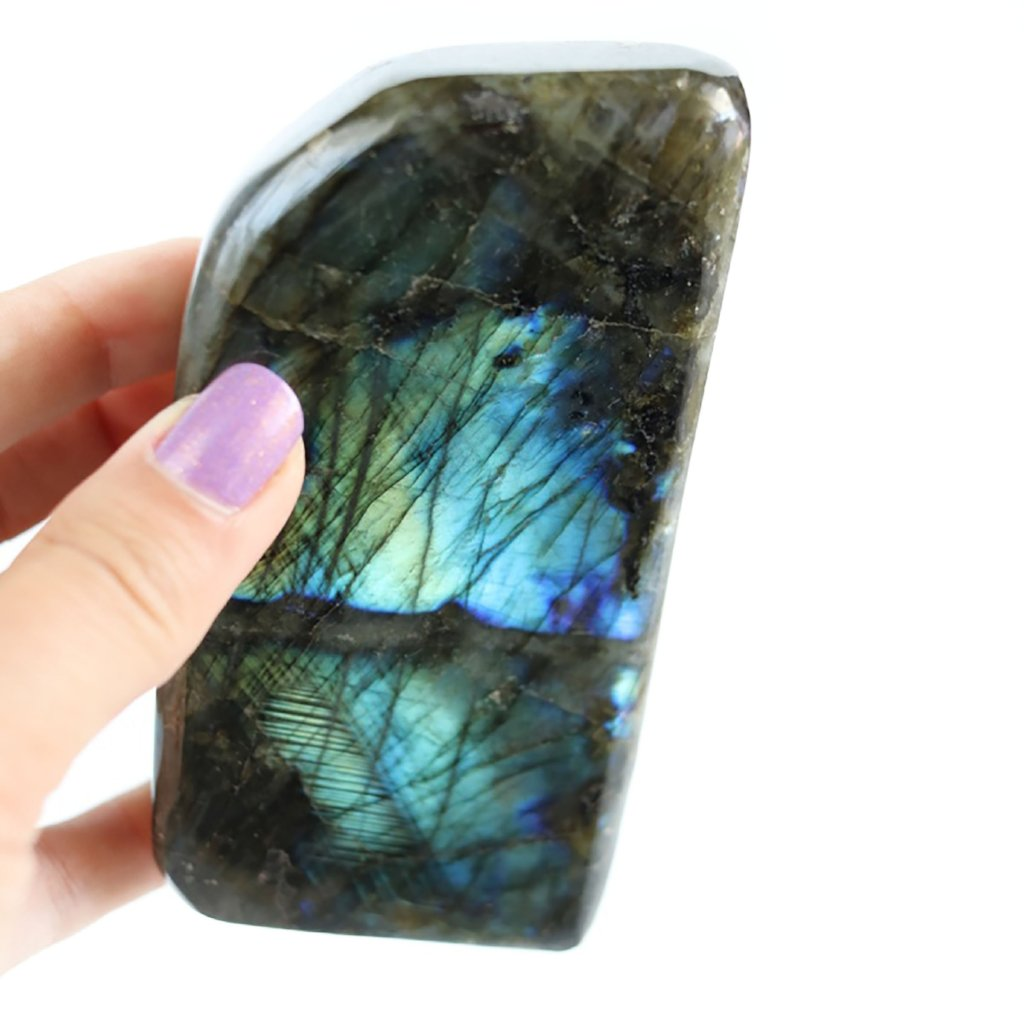 Labradorite Polished Stone