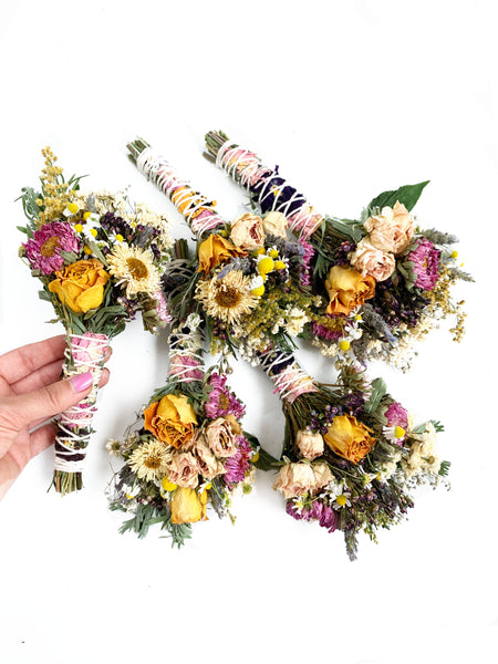 Garden Floral Burning Bundle