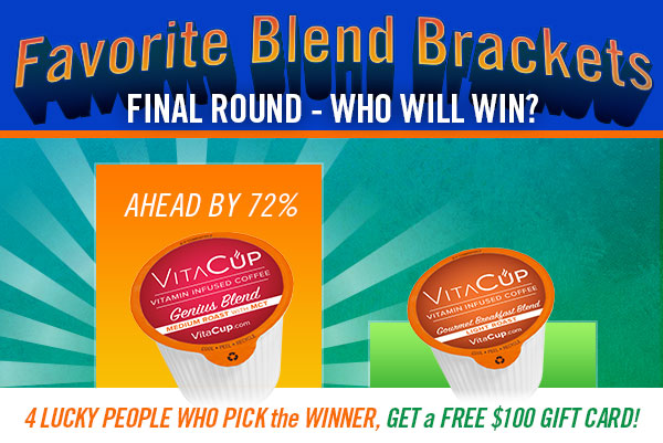 Matchup 7 Update - VitaCup Madness Flavor Bracket