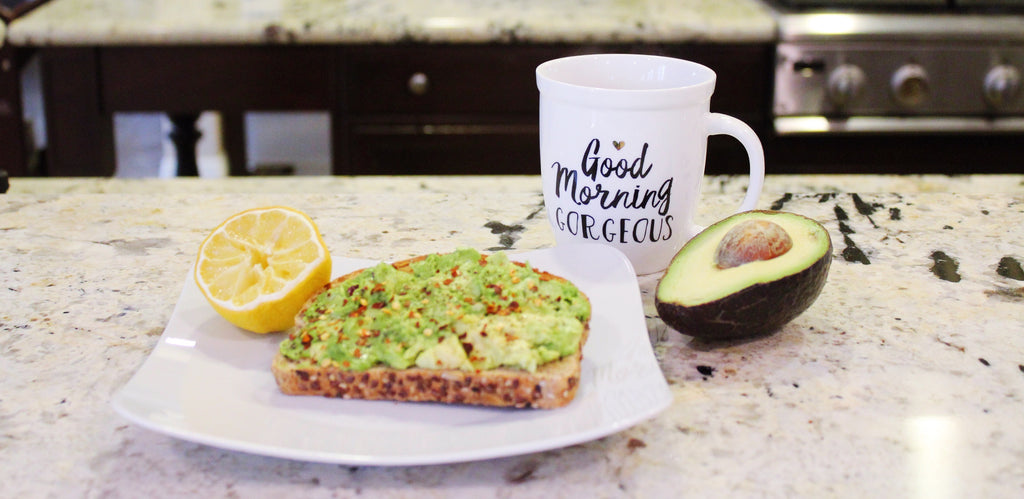 [RECIPE] - Avocado Toast Healthy Breakfast Recipe