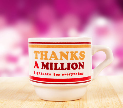 Thank You Coffee, For You We Are Grateful