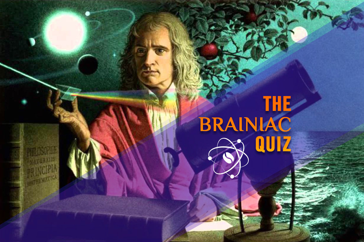 [Quiz] What Kind of Brainiac Are You?