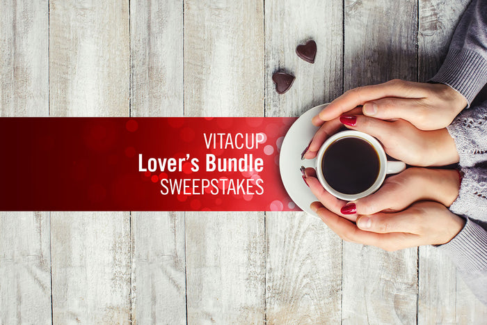 [Contest] Share the LOVE (and the Coffee!) Sweepstakes - Bundle Giveaway!