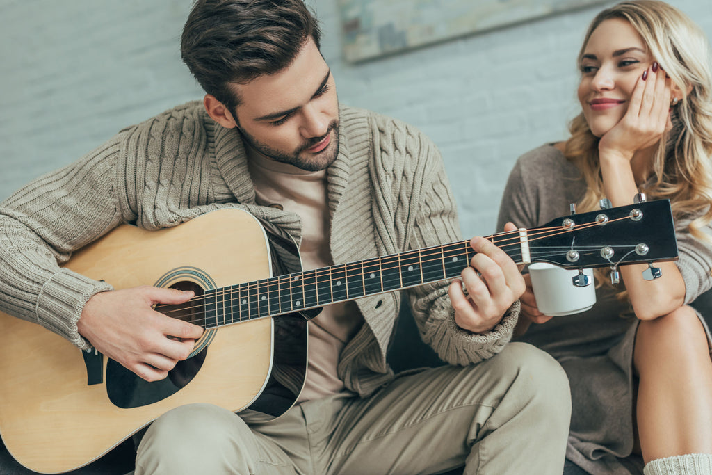 Coffee House Style Romantic Valentine's Acoustic Playlist