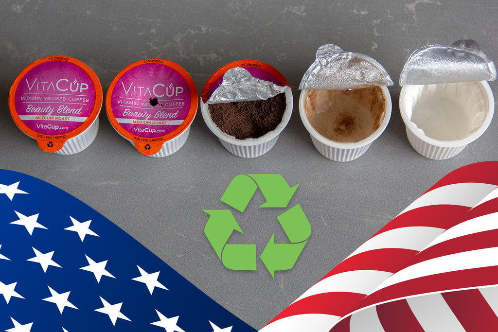 America Recycles Day and Number 5 Plastic Recycling