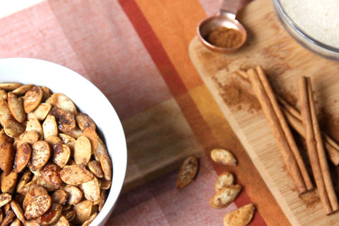 Collagen Boosting Roasted Pumpkin Seed Recipes
