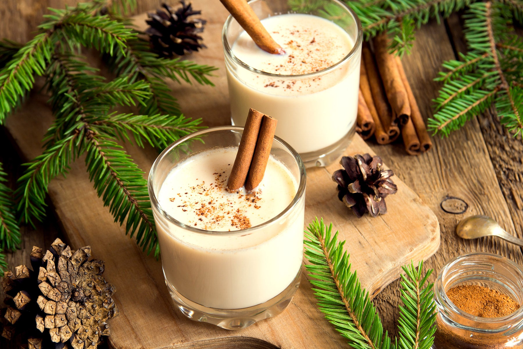 [Recipe] VitaCup Holiday Eggnog with Alcohol